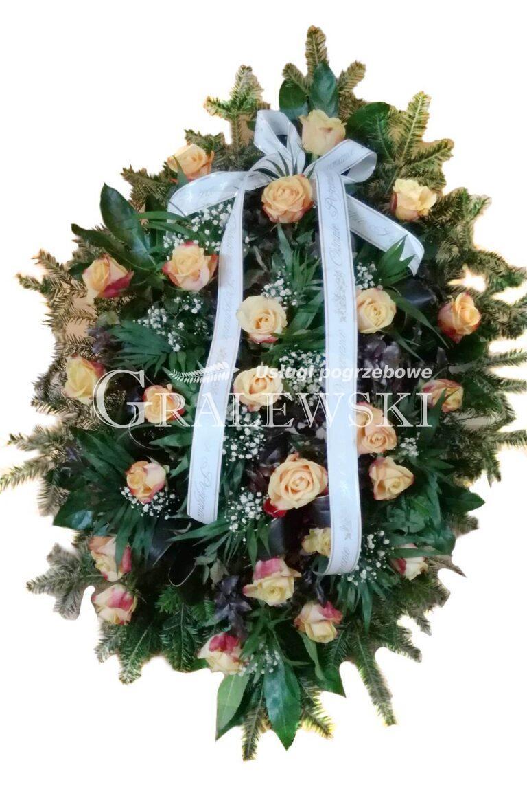 1. Wiązanka róża 250,00 PLN