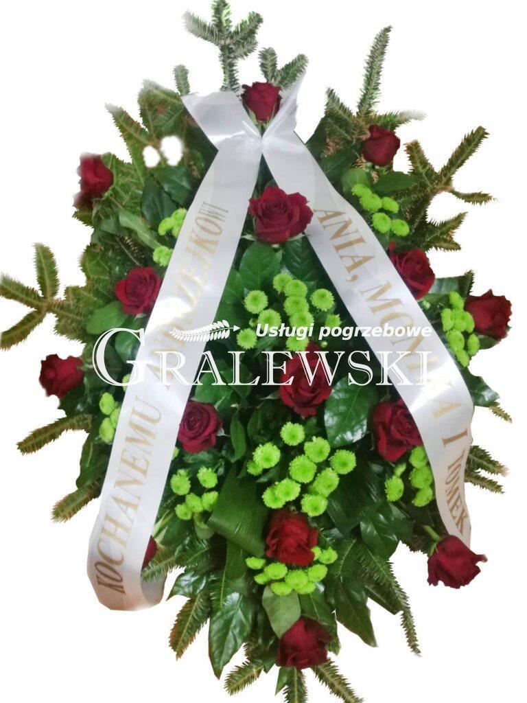 4. Wiązanka róża 200,00 PLN