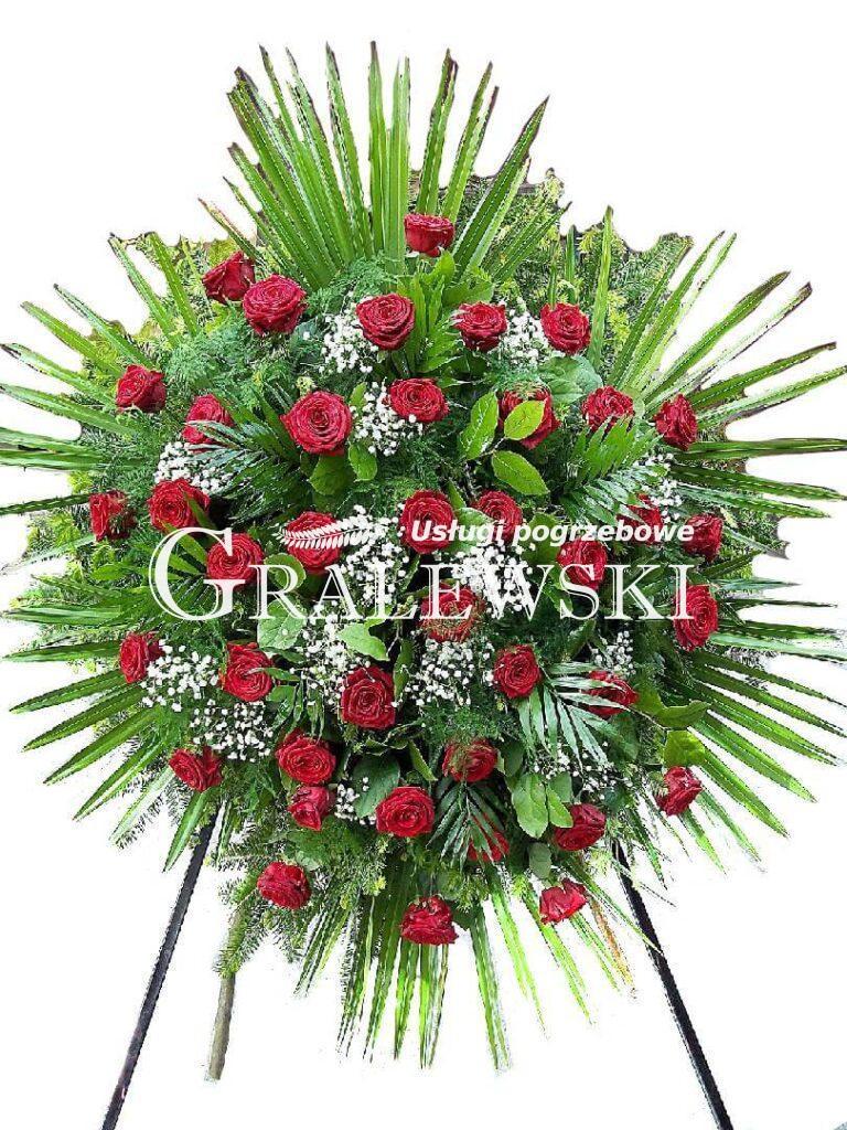 6. Wieniec mały róża 390,00 PLN