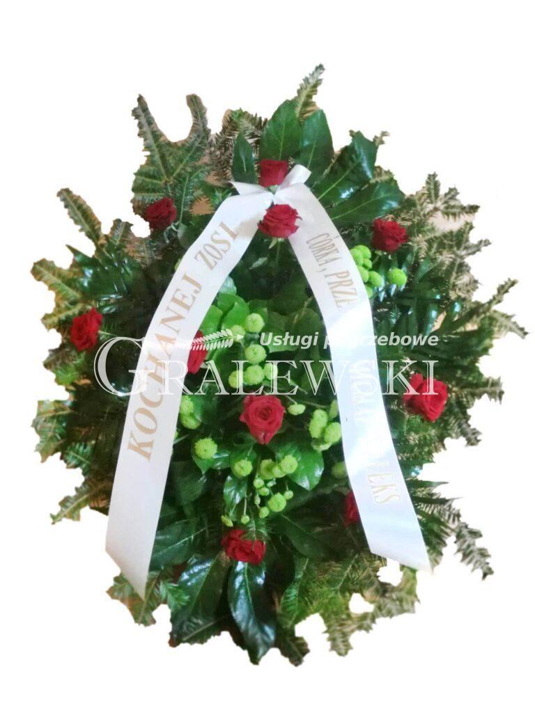 8. Wiązanka róża 150,00 PLN
